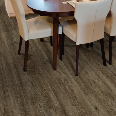 Coretec Luxury 5 x 48 x 8mm Luxury Vinyl Plank in Clear Lake Oak
