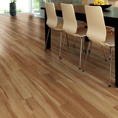 Coretec Plus 5 x 48 x 8mm Luxury Vinyl Plank in Red River Hickory