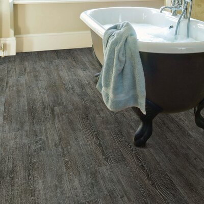 Coretec Plus 7.17 x 48 x 8mm Luxury Vinyl Plank in Georgetown Oak