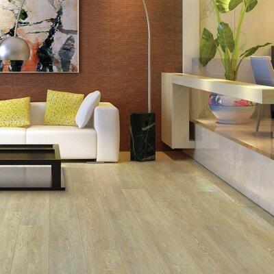 Coretec Plus 7.17 x 48 x 8mm Luxury Vinyl Plank in Ivory Coast Oak