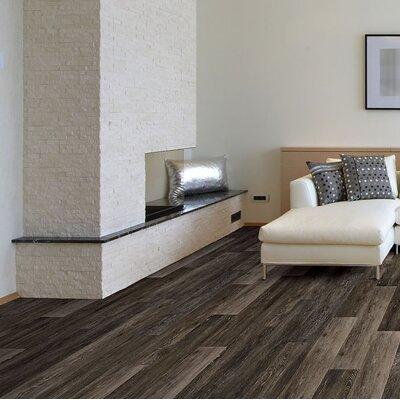 Coretec Plus 7.17 x 48 x 8mm Luxury Vinyl Plank in Hudson Valley Oak