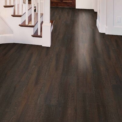 Coretec Plus 8.97 x 72 x 8.1mm WPC Luxury Vinyl Plank in Mission Oak