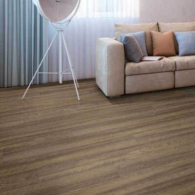 Coretec Plus 8.97 x 72 x 8.1mm WPC Luxury Vinyl Plank in Venice Oak