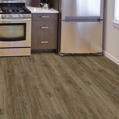 Coretec Plus 8.97 x 72 x 8.1mm WPC Luxury Vinyl Plank in Muir Oak