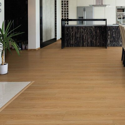 Coretec Plus 8.97 x 72 x 8.1mm WPC Luxury Vinyl Plank in Alexandria Oak