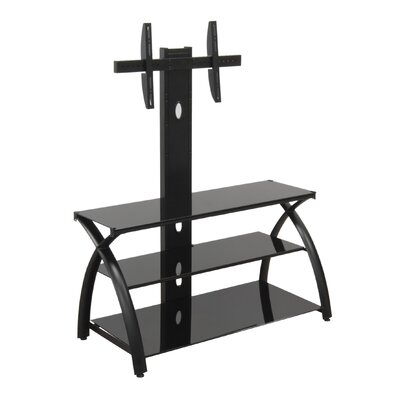 Futura 42 TV Stand Color: Black