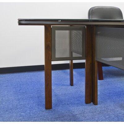 30 H x 24 W Desk Leg