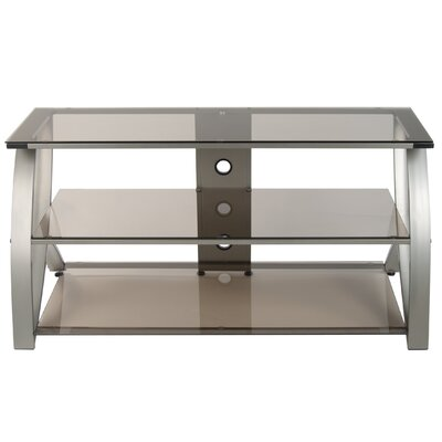 Futura 48 TV Stand Color: Champagne/Bronze