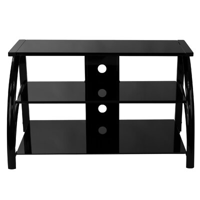 Stilletto TV Stand Finish: Black