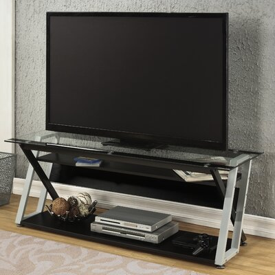 Colorado 47.3-56.3 TV Stand Width of TV Stand: 19.75 H x 56.25 W x 17.75 D