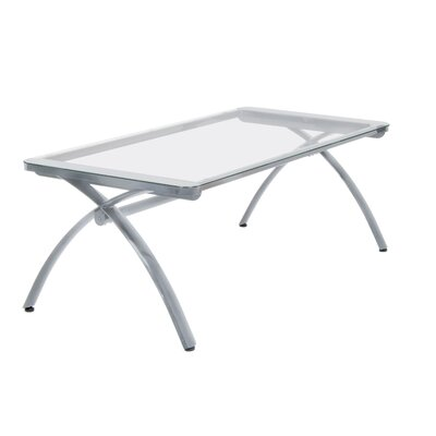 Rent Futura Coffee Table Finish: Silver ...