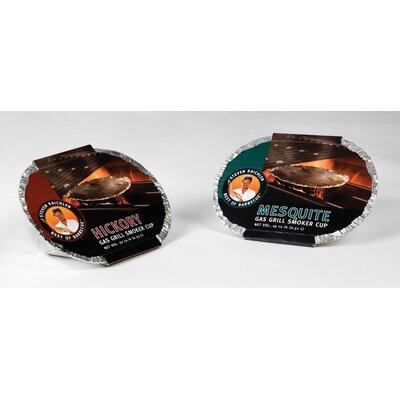 Steven Raichlen DisPotable Gas Grill Smoker Box with Chips