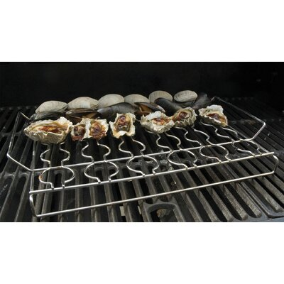 Steven Raichlen Stainless Seafood Rack