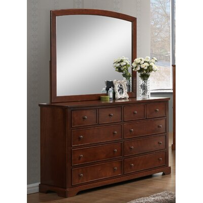Langston 8 Drawer Double Dresser