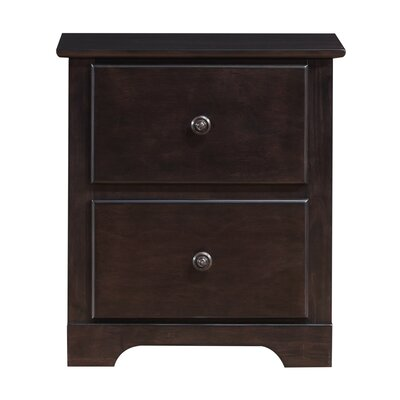 Hayden 2 Drawer Nightstand
