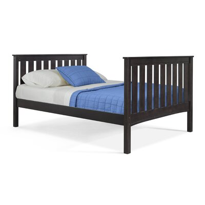 Pine Creek Full/Double Platform Bed Color: Espresso