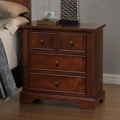Langston 3 Drawer Nightstand