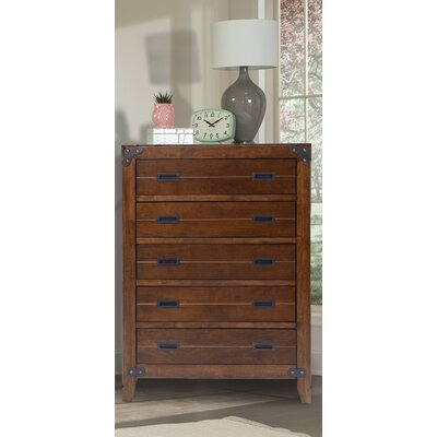 Union Station 5 Drawer Chest