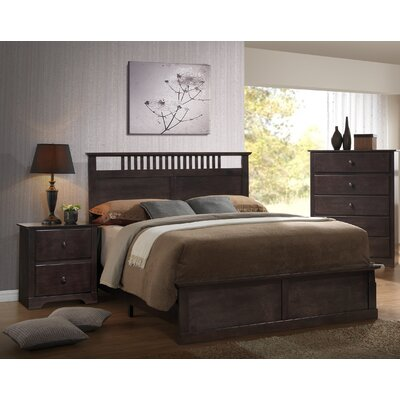 Hayden Queen Platform Bed