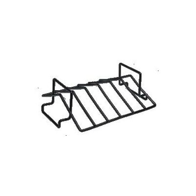 V-Rack / Rib Rack for Extra Large Oval Grill or Kamado / Round Grill