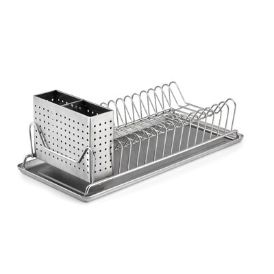 Compact Dish Rack (Set of 4)