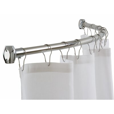 "60"" Curved Shower Curtain Rod"