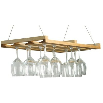 Wine & Stemware Hanging Wine Glass Rack