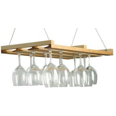 Wine & Stemware Hanging Wine Bottle Rack