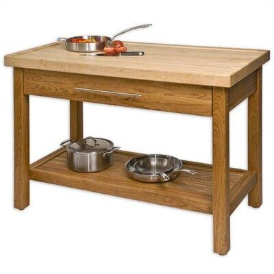 Kitchen Island 24 X 24 j.k. adams prep table size: 36 portable kitchen islands and