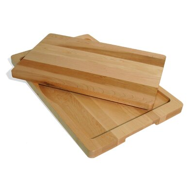 Sutton Tray With Cutting Board