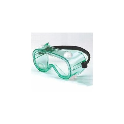 Dalloz Safety A600 Series Impact Over The Glasses Goggles With Green Frame ...