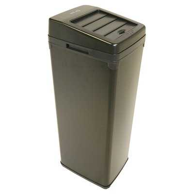 ITOUCHLESS 14-Gal. Automatic Touchless Trash Can - Color: Stainless Steel