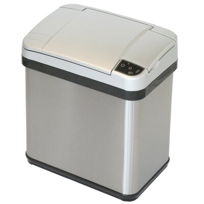 itouchless Multifunction Sensor Trash Can MT02SS
