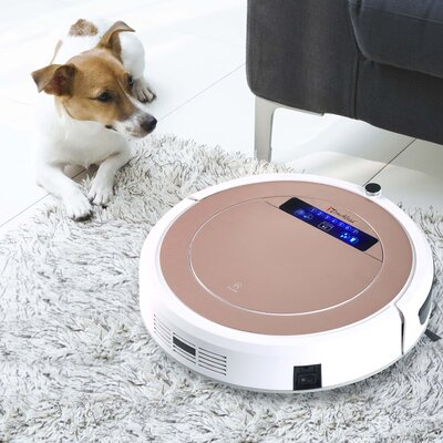 UV-C Sterilizer Robot Vacuum Cleaner with Hepa Filter VC007R