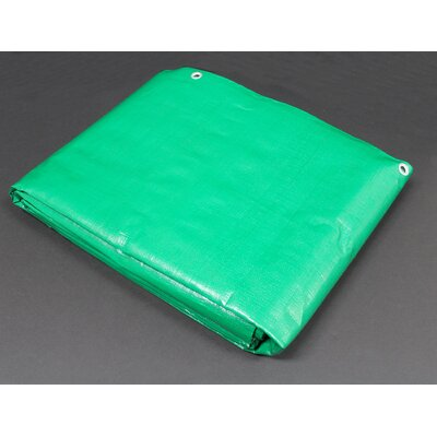 20 Ft. W x 30 Ft. D Tarp Color: Green / Black