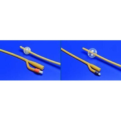 Foley Kenguard 5cc Catheters Size: 24 French