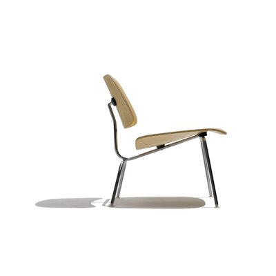 cheap price eames lcm molded plywood lounge chair with metal legs
