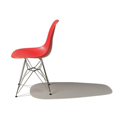 Rent Eames DSR - Molded Plastic Side Cha...