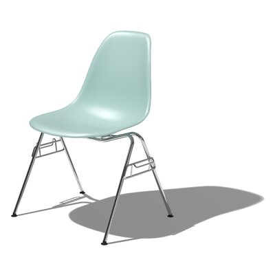 No credit check financing Eames DSS - Molded Plastic Side Cha...