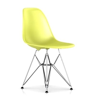 No credit financing Eames DSR - Molded Plastic Side Cha...