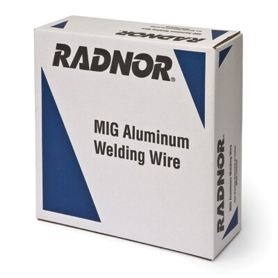 "Radnor 3/64"" ER5356 Radnor� 5356 Aluminum MIG Welding Wire 16 Pound Spool (Set of 16) at Sears.com"