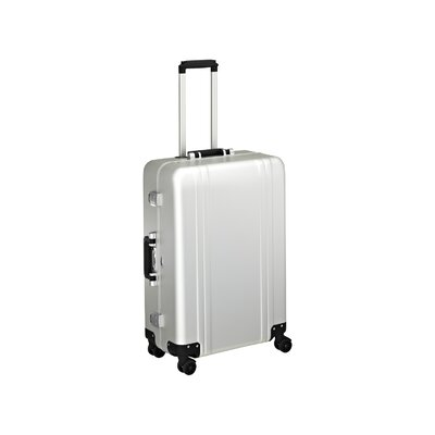 "ZERO Halliburton Classic Aluminum 26"" 4 Wheel Spinner Travel Case at Sears.com"