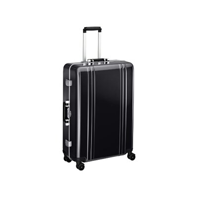 "ZERO Halliburton Classic Polycarbonate 28"" 4 Wheel Spinner Travel Case - Color: Black at Sears.com"