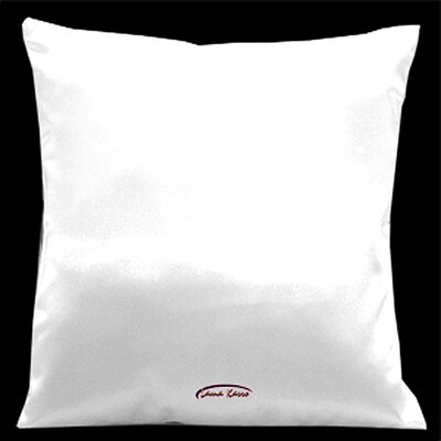 Simply Perfection Throw Pillow Color: White