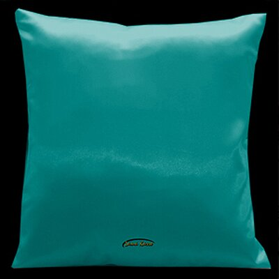 Simply Perfection Throw Pillow Color: Blue Green