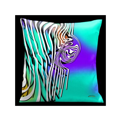 Contempo Peacock Throw Pillow