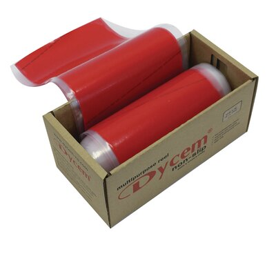 Non-Slip Roll Color: Red
