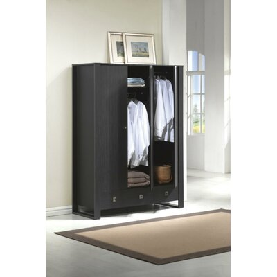 Wooden Wardrobe Armoire