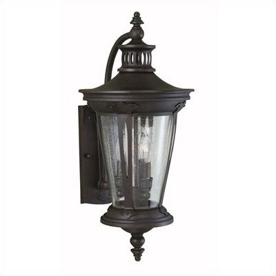 World Imports Lighting Old World Charm  Outdoor Wall Mount Lantern in Bronze at Sears.com