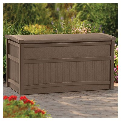 Suncast Resin 50 Gallon Deck Box at Sears.com